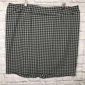 Lane Bryant Knit Straight Skirt 120.104